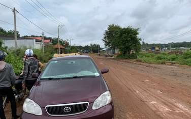 1000 m2 residential land for sale in District Binh Long