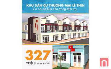 72 m2 residential land for sale in Thanh Pho Soc Trang