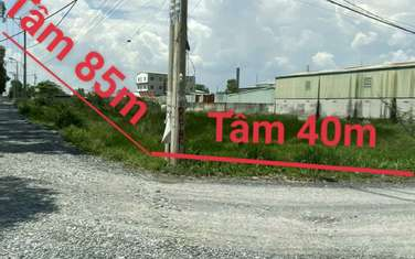 4000 m2 residential land for rent in District Hoc Mon