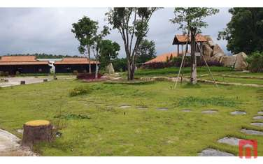 100 m2 residential land for sale in District Ham Tan