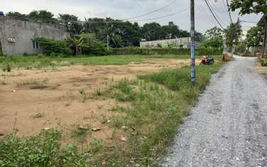 1134 m2 residential land for sale in District Cu Chi