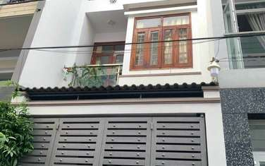 3 bedroom townhouse for sale in District Thu Duc