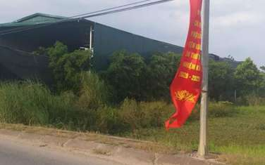 4000 m2 commercial land for sale in District Thanh Oai