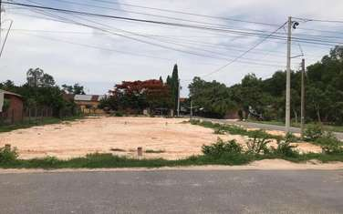125 m2 residential land for sale in District Ben Cau