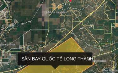 1021 m2 Agricultural Land for sale in District Thong Nhat