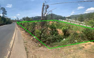 30000 m2 farm land for sale in District Lac Duong