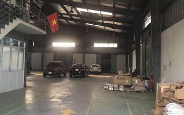 1500 m2 Factories & Warehouse for rent in District Long Bien