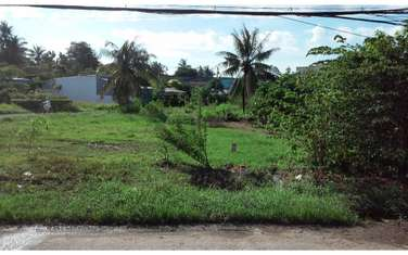 1250 m2 residential land for sale in Thanh Pho Soc Trang