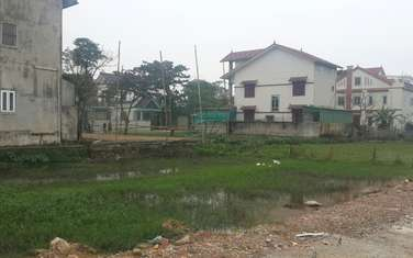 435 m2 residential land for sale in Ha Tinh