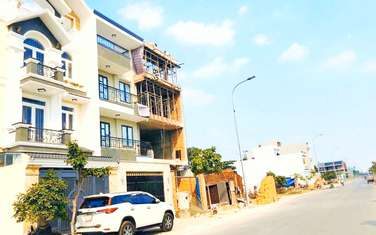 138 m2 residential land for sale in District Binh Tan
