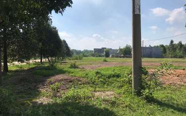 1200 m2 land for sale in District Bau Bang