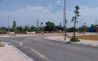 100 m2 land for sale in Thanh pho Thai Nguyen