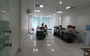102 m2 Office for rent in District Dong Da