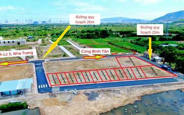 112 m2 land for sale in Thanh pho Nha Trang