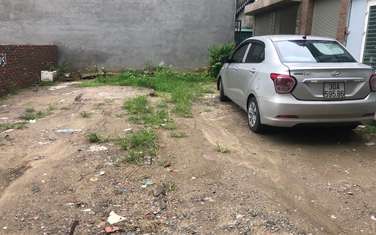 43 m2 residential land for sale in District Long Bien