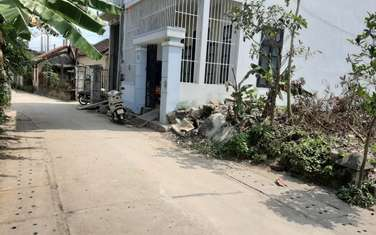 143 m2 residential land for sale in District Huong Thuy