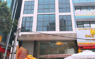 townhouse for rent in District Dong Da