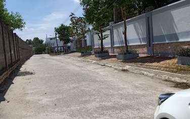 100 m2 residential land for sale in District Thuan An