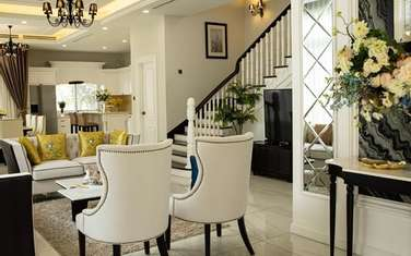 4 bedroom villa for sale in Vung Tau