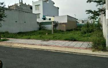 117 m2 residential land for sale in Thanh pho Bac Ninh