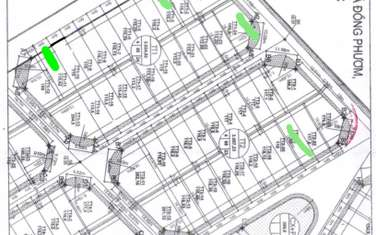 116 m2 land for sale in District Phuc Tho