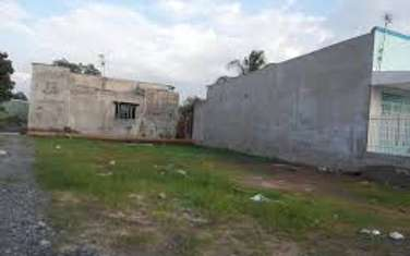 212 m2 residential land for sale in Ba Ria