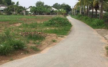 125 m2 residential land for sale in District Chau Thanh