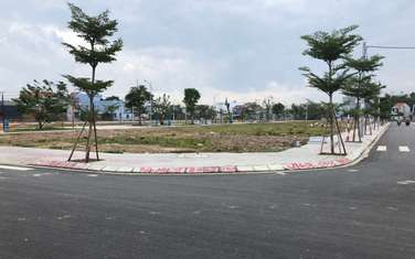 100 m2 land for sale in District Dien Ban