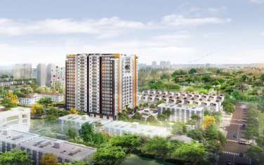 2 bedroom apartment for sale in Phu My town