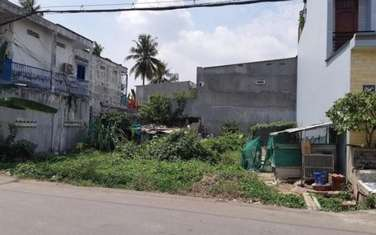 55 m2 residential land for sale in District Thu Duc