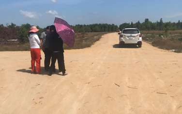 1000 m2 Agricultural Land for sale in Thi xa Lagi