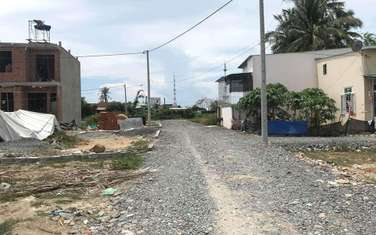 77.2 m2 Residential Land for sale in Thanh pho Nha Trang