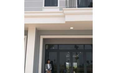4 bedroom townhouse for sale in Vi Thanh