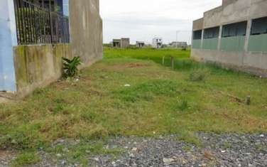 1000 m2 residential land for rent in Vung Tau